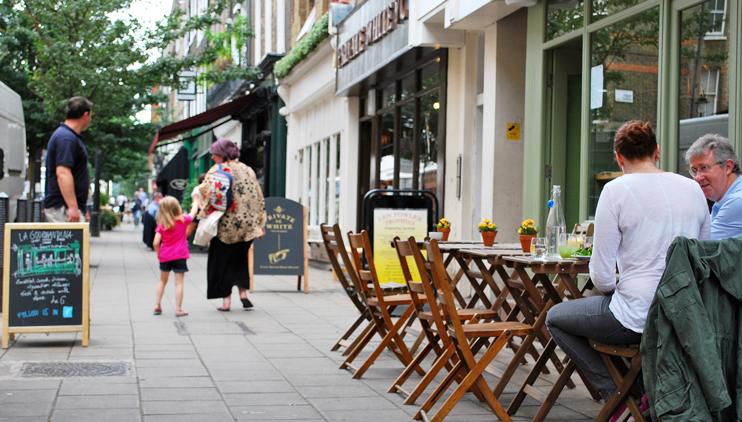 The Independent Community Of Lambs Conduit Street