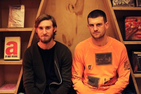 Dan Mitchell & John Skelton
