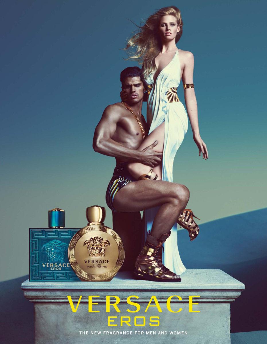 Versace Eros Campaign (Photo: Mert Alas & Marcus Piggott)