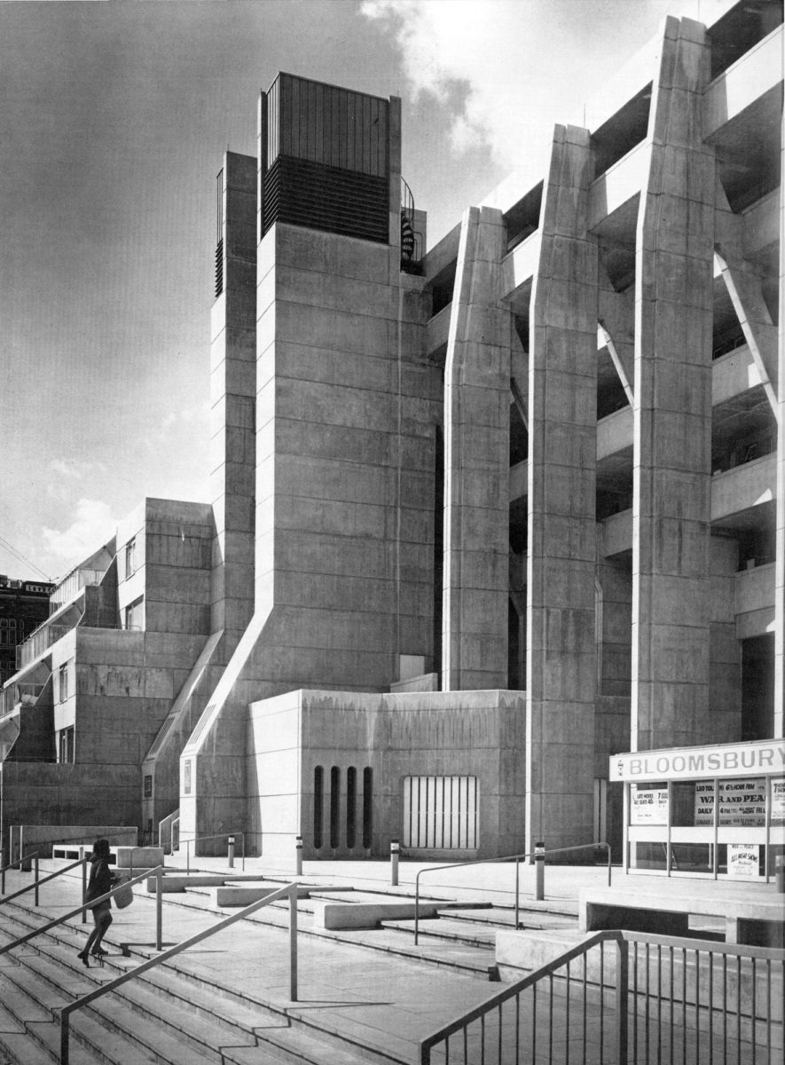 The Brunswick Centre (via Richard Einzig)