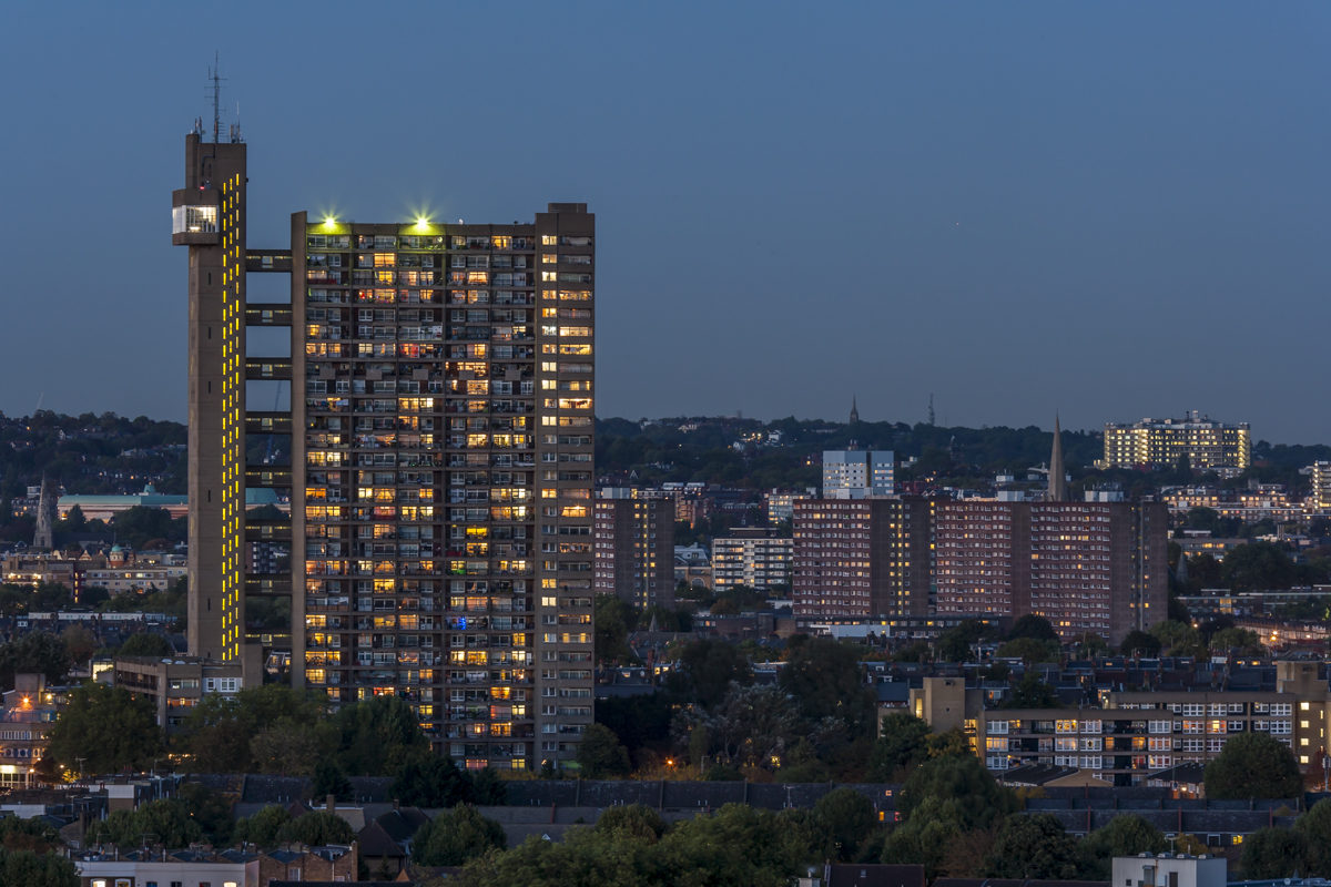 Trellick Tower (via London from the Rooftops)