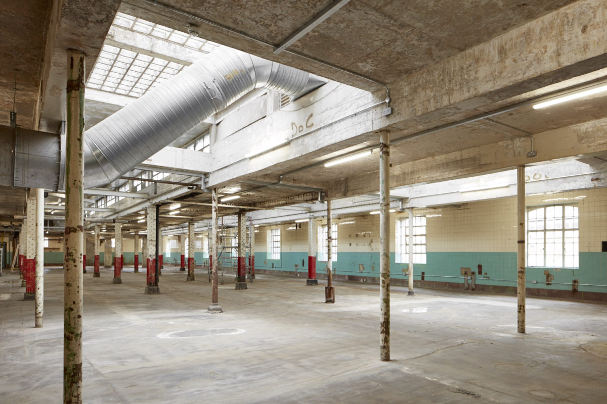 Old Truman Brewery where London Design Fair 2016 will be held