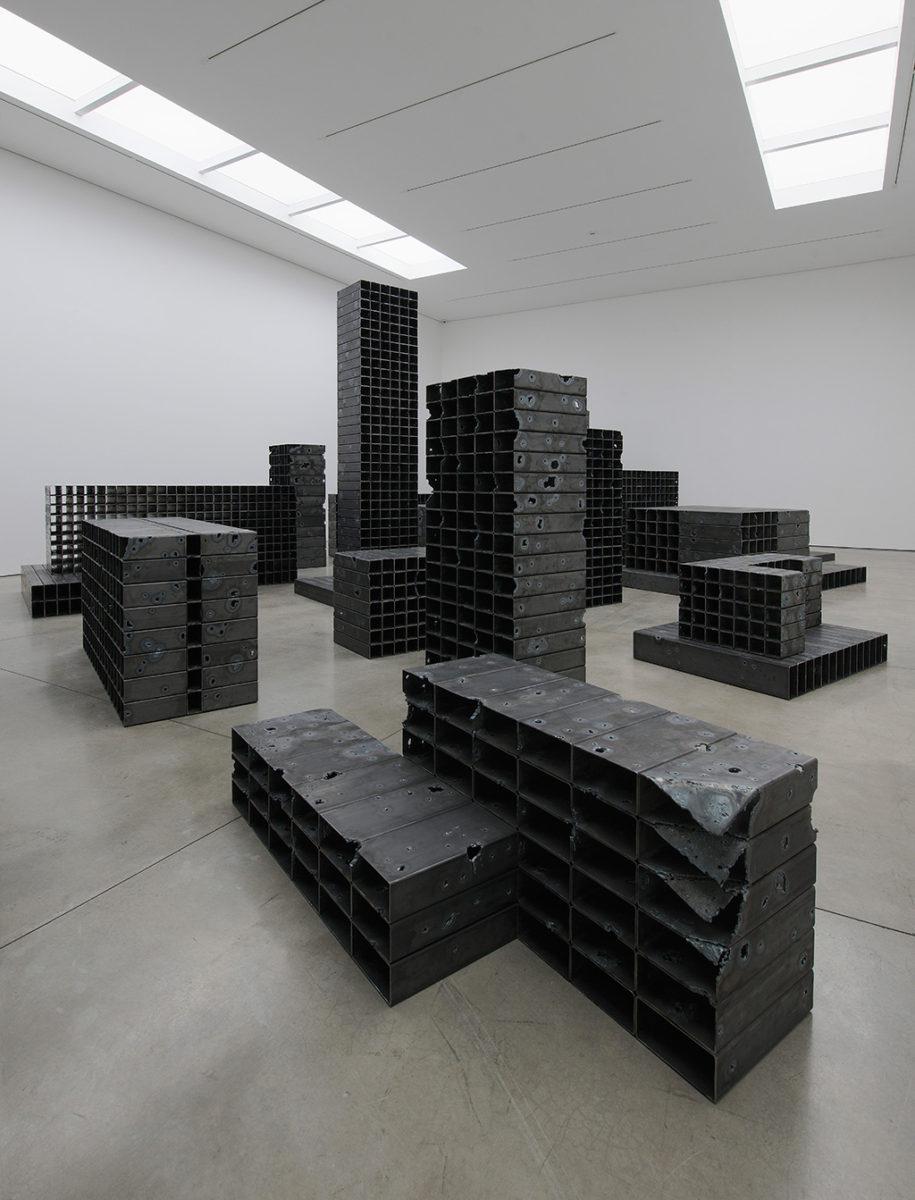 Mona Hatoum, Bunker, 2011 (via White Cube)