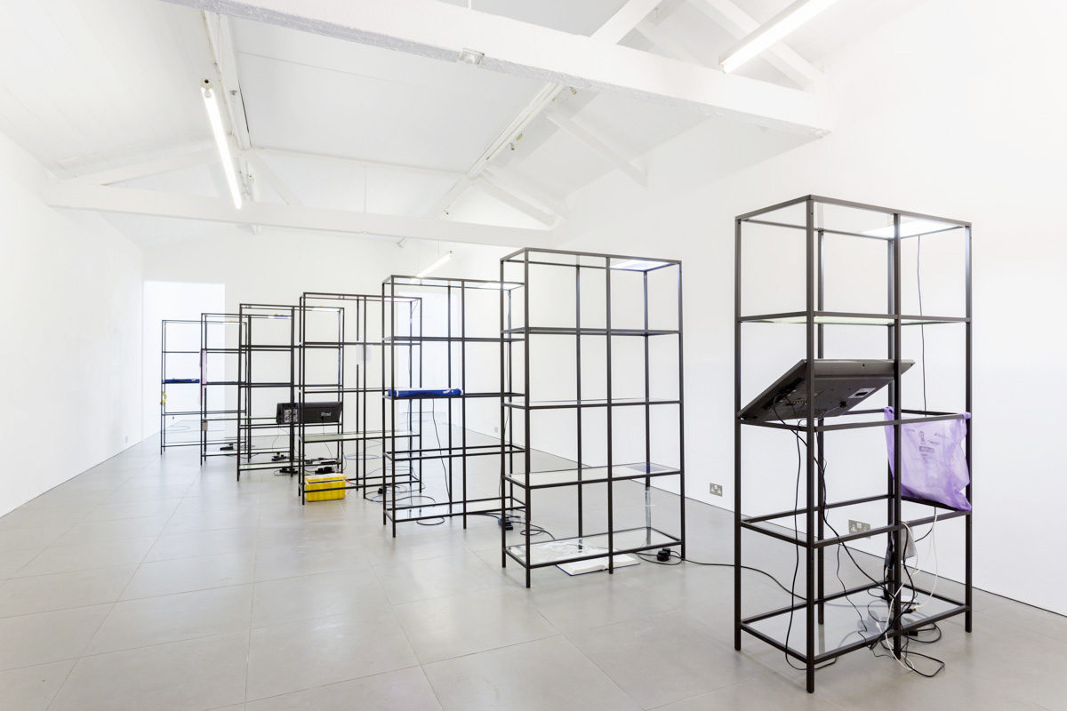 Yuri Pattison, Free Traveller 2014 at Cell Project Space