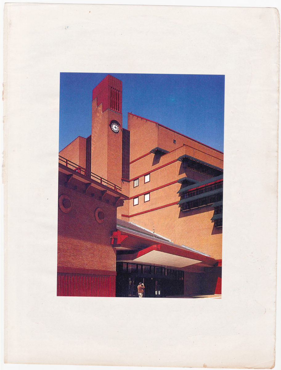 The British Library (via The Architects' Journal)
