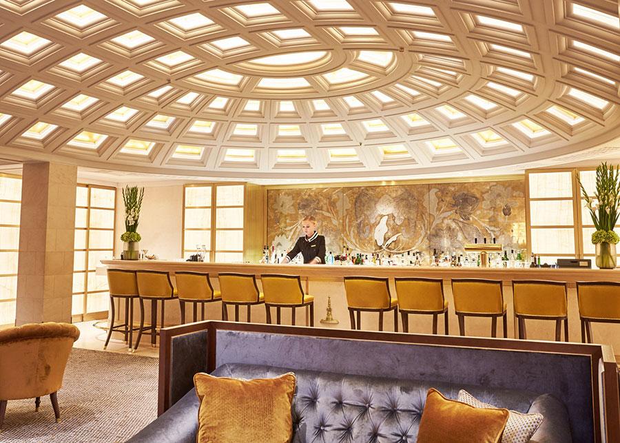Hotel Adlon Kempinksi, Berlin, Interior Design by Jagdfeld Design (Courtesy of Hotel Adlon Kempinski)