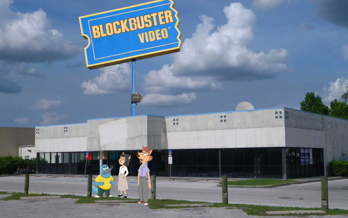 I Miss You, Blockbuster by Bob Bicknell-Knight, Ed Fornieles and Jonny Tanna (via A217)
