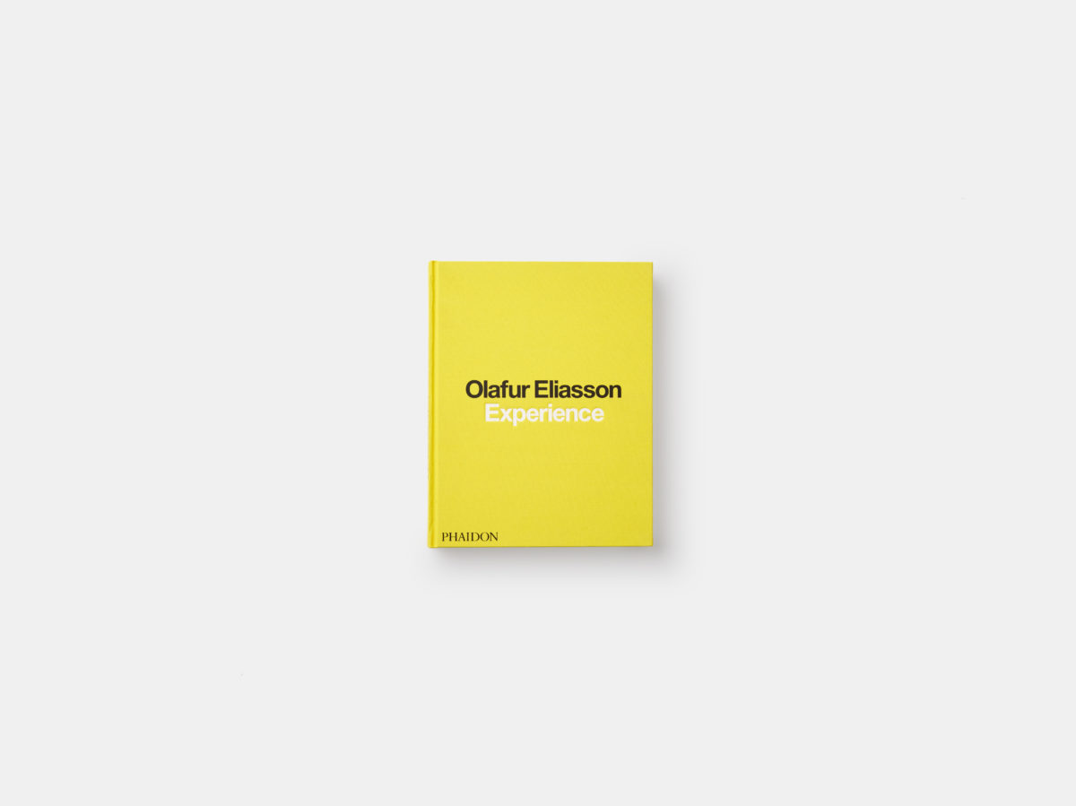 Olafur Eliasson On His Latest & Most Comprehensive Book